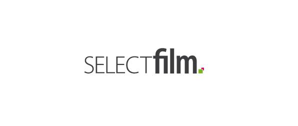 selectfilm – Logo Farbe