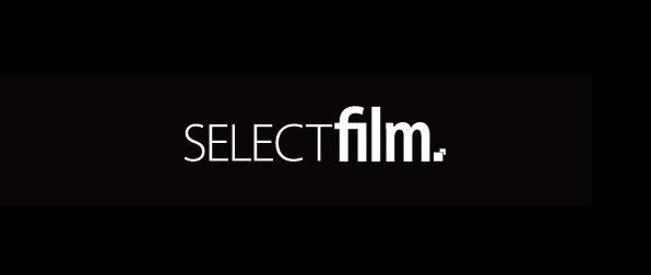 selectfilm – Logo invertiert