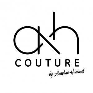 ah couture | Logo full