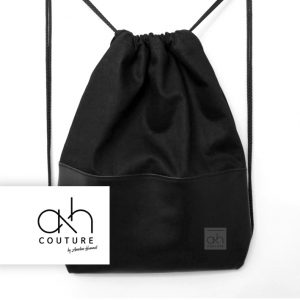 ah couture | Gymbag Allblack