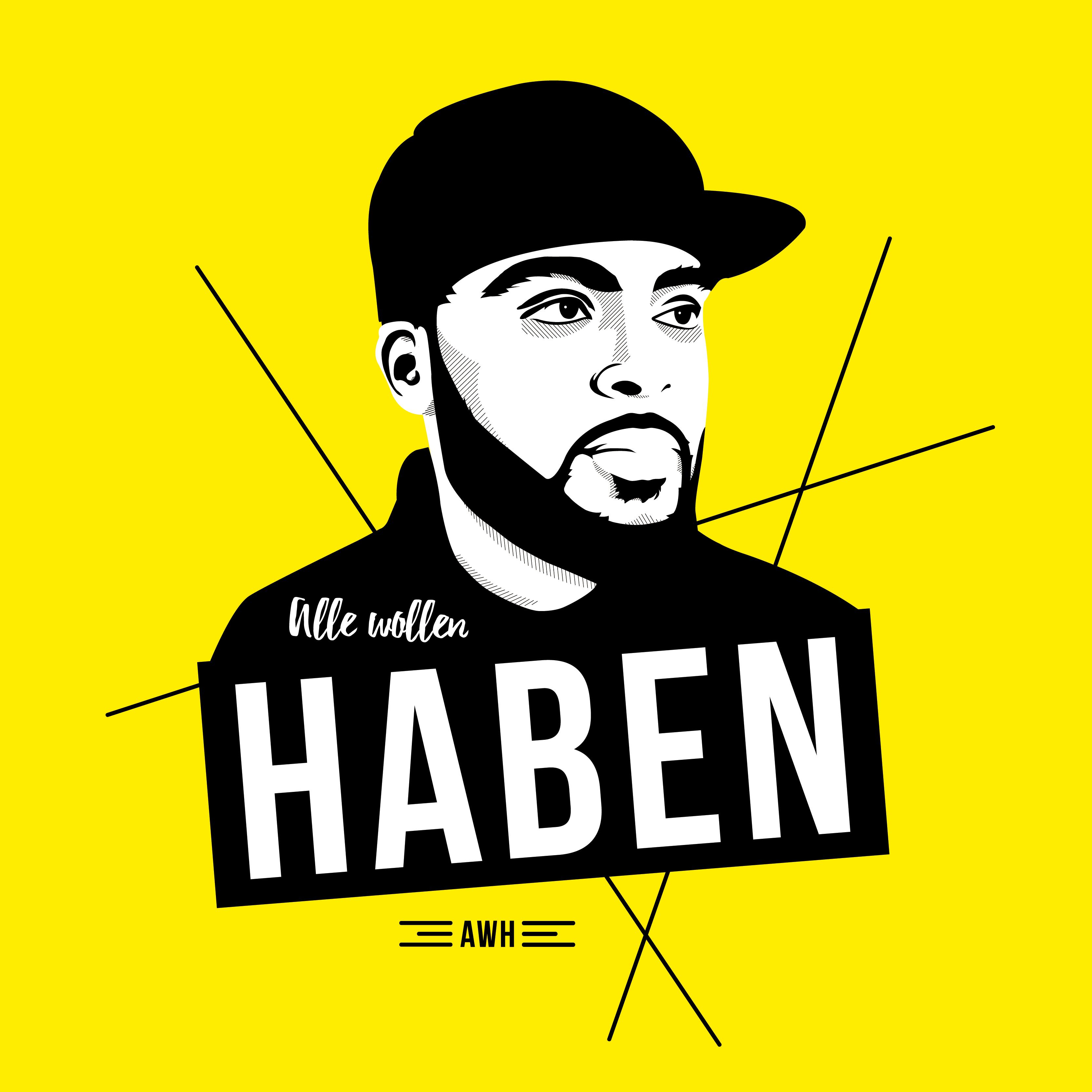 Haben | Logo Artwork